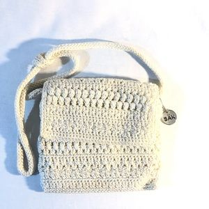 The Sak Crochet Purse